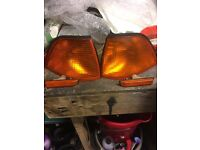BMW e36 series 3 indicators side and front. 1992-99