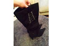 Womans Morgan boots