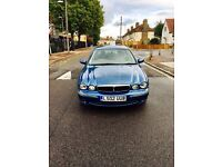 Jaguar x-type 2.5 v6 auto for sale !!! 1 yr Mot !! Drives very nice !!