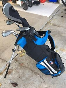 US KIDS UL-24 Starter Right Hand Golf Set