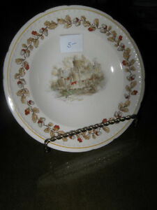 """OLD VINTAGE ENGLISH-MADE """"SWINNERTONS"""" CHINA SAUCER REPLACEMENT"""