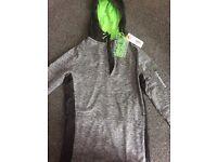 Superdry sport hoodie Brand new