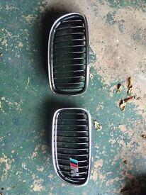 BMW 320d front grills