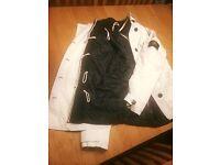 Stone Island Jacket Raso Gommato 100% Genuine