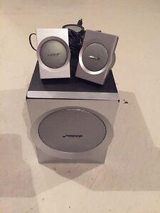 Bose speaker set  Kitchener / Waterloo Kitchener Area image 3