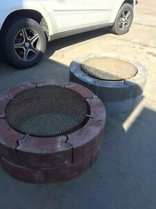 New fire pits