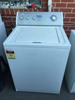 USA made great working 7.5 kg whirlpool top washing machine , can