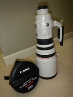 Canon 400L f2.8 IS USM Prime Lens for sale