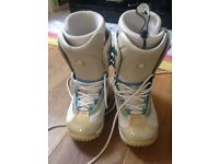 Burton Ion snowboard boots. Size 7