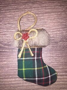 Handmade Seal Skin Accented Christmas Tree Ornaments  St. John's Newfoundland image 1