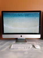 27 inch iMac for sale