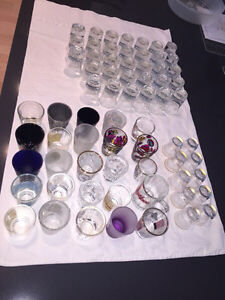 Shot Glass Collection-NEW LOWERED PRICE!!