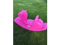 Little Tikes Rocking Horse - Great Condition