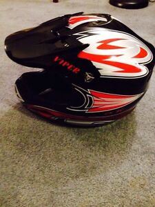 Brand new dirt bike helmet.   Size large