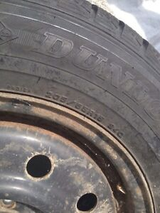 Winter tires for sale ! With rims  SIZE 205 65 R15
