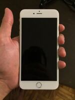 iPhone 6plus Silver/White 64Gig