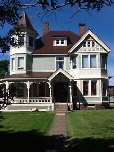 Victorian Apartment for Rent in Amherst NS