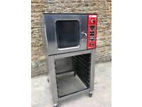 Salva 4 tray oven