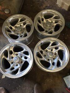 16 Chevy wheels