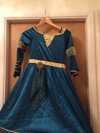 OFFICIAL DISNEY Merida Brave Dress