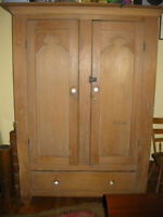 Late 19th Century Armoire