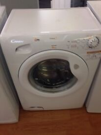 6 kg Candy (slimline) Washing Machine (3011)