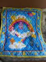 Julie's cozy lap quilts