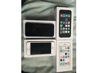 iPhone 5s 16gb Mint Condition.