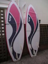 2 RAW softie 3 fin surfboards $55 each pls ring NO texting Maroubra Eastern Suburbs Preview