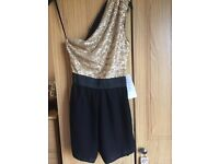 Topshop Jones and Jones Playsuit size 8