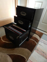 3 Drawer FILE CABINET with KEY+ YARD SALE-TO-DAY