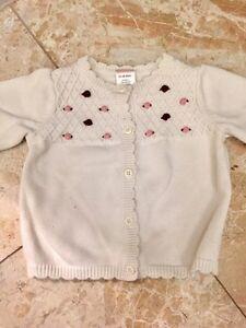 Gymboree 12-18 Month Baby Girl Cardigan