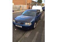 Audi A3 1.8t 2001 breaking