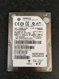 500GB HDD 2.5