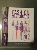 FASHION SKETCHBOOK 6TH EDITION BRAND NEW