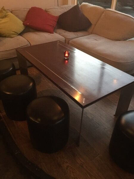 Hipster cafe coffee tables price slashed in central for Coffee tables gumtree london