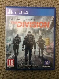 The Division [Tom Clancy's] - PS4 Game