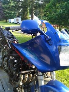 KAWASAKI ZX10 NINJA 1000 1986 BODY WORK  PARTS TANK UPPER TAIL Windsor Region Ontario image 2