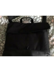 Bugaboo black changing bag