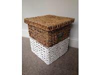 Wicker box forsale