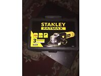 Stanley fatmax grinder