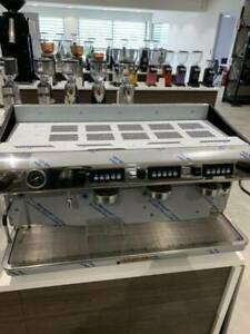 As New 3 Group Expobar Megacrem Commercial Coffee Machine Roselands Canterbury Area Preview