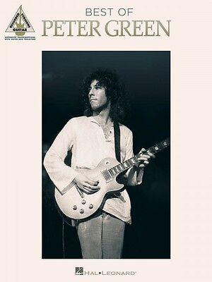 Best of Peter Green Sheet Music Guitar Tablature Book NEW 000691190