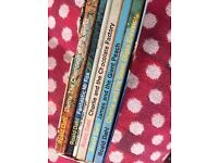 The Roald Dahl Collection vintage books set of six 1970s