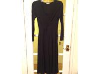 Black long sleeve Planet dress size 10