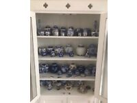 Must Go. OFFERS Blue and White Ginger Jar Collection