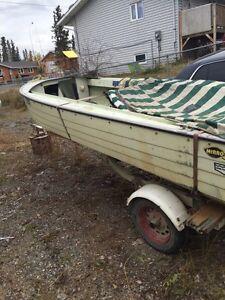 16ft Lake boat