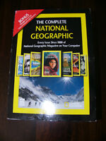 National Geographic - all issues from 1888-2009 on DVD