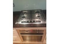 **NEFF**STAINLESS STEEL**GAS HOB**FULLY WORKING**COLLECTION\DELIVERY**MORE AVAILABLE**NO OFFERS**