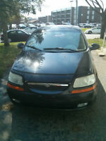 2004 Suzuki Swift+ Automatique GE A/C